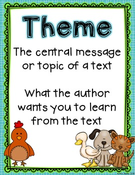 Analyzing Themes with Traditional Literature
