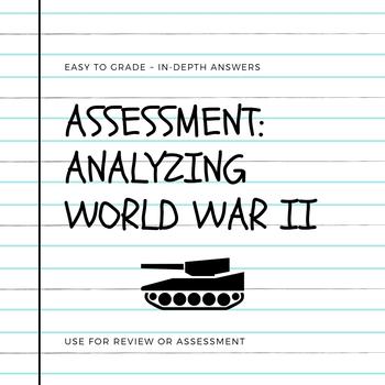 Analyzing World War II Assessment