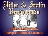 World War 2 Political Cartoon Analysis
