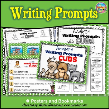 Strategies to Analyze a Writing Prompt - CUBS