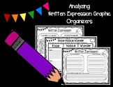 Analyzing Written Expression Graphic Organizers