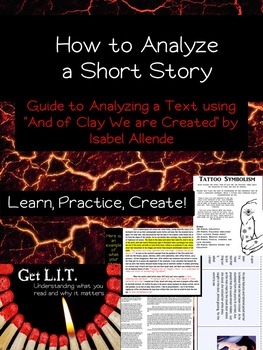 Analyzing a Short Story - How To for Students!