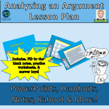 Analyzing an Argument Common Core Lesson Plan