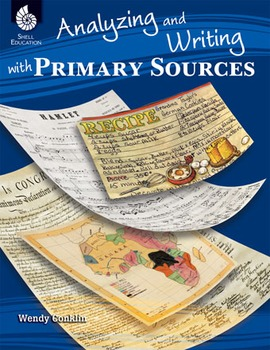 Analyzing and Writing with Primary Sources (Physical Book)