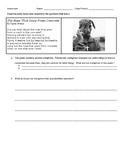 Analyzing metaphors using a Tupac poem