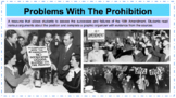 Analyzing the Effectiveness of the Prohibition