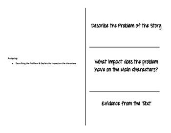 Analyzing the Problem of a Story