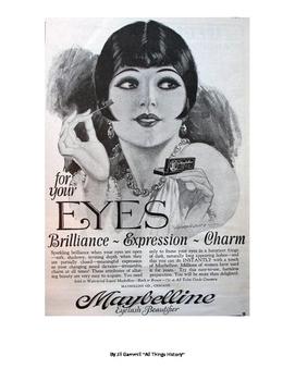 Analyzing the Roaring Twenties