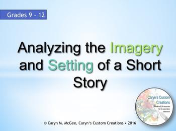 Setting and Imagery Analysis