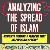 Islam and Its Spread!  Students Learn 5 Reasons for the Spread of Islam!