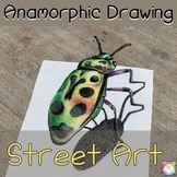 Anamorphic Drawing | Street Art Lesson