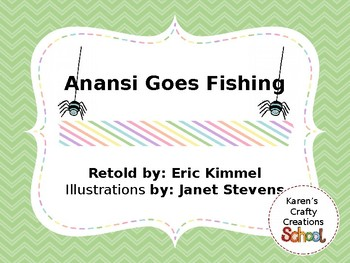 Anansi Goes Fishing