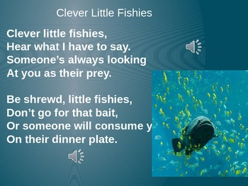 Anansi Goes Fishing Morning Routine Powerpoint - Reading S