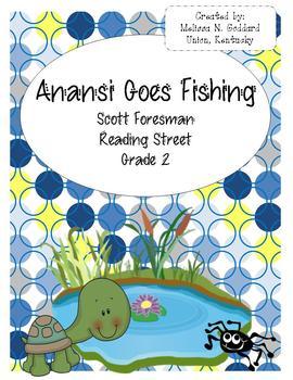 Anansi Goes Fishing : Reading Street : Second Grade