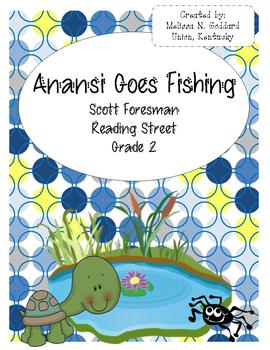 Anansi Goes Fishing : Reading Street : Second Grade