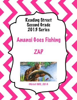 Anansi Goes Fishing ZAP
