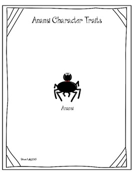 Anansi: Implementing The Common Core With Anansi Folktales