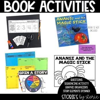 Anansi and the Magic Stick (A Picture Book Companion)