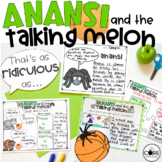 Anansi and the Talking Melon: Interactive Read-Aloud Lesso