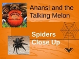 Anansi and the Talking Melon / Spiders Close Up