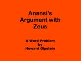 Anansi's Argument with Zeus