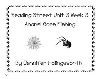 Anansi Goes Fishing Reading Street Unit 3 Week 3