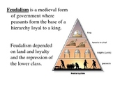 Anarchy, Fuedalism, and Absolute Monarchy PPT