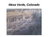 Anasazi and Mesa Verde PowerPoint