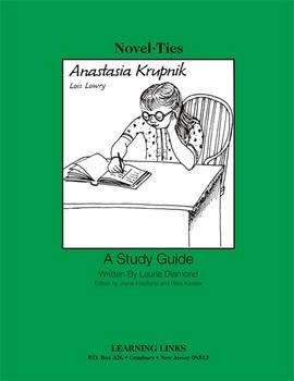 Anastasia Krupnik - Novel-Ties Study Guide