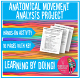 Anatomical Movement Analysis Project
