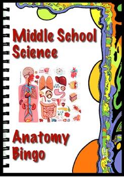 Anatomy Bingo