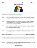 Anatomy Conversation Starter - Gas Exchange (Respiratory)