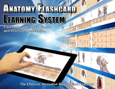 Anatomy Flashcard Learning System 1 year personal subscription