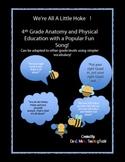 Anatomy, Physical Education, Music