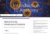 Anatomy & Physiology Digital Breakout Room with Instructional Video