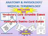 Anatomy & Physiology/ Medical Terminology Full Year Vocabu