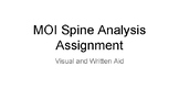 Anatomy & Physiology: Spinal System & Mechanism Of Injury - EMT Lesson Plan