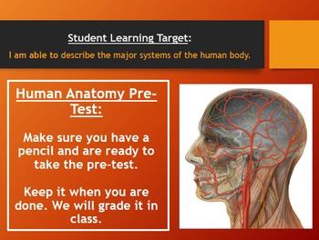 Anatomy Pre-test