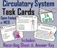 Anatomy Task Cards Bundle/ Human Body Systems Task Cards: Nervous, Skeletal etc.