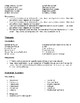 Anatomy and Physiology Final Exam Review Sheet