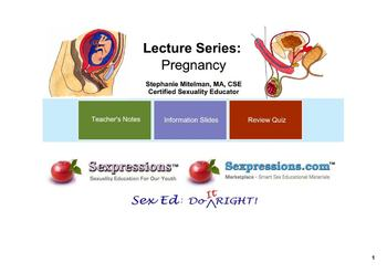 Anatomy and Pregnancy Prevention SMART Board™ Teaching Package