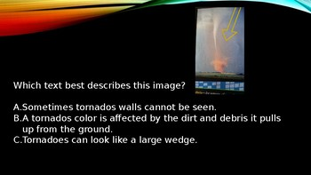 Anatomy of a Tornado Connections