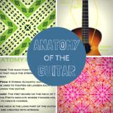 Anatomy of the Guitar: Handout, Quiz, Answer Key
