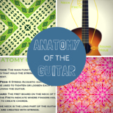 Anatomy of the Guitar: Handout, Quiz, Answer Key