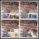 Anchor Activities Bundle
