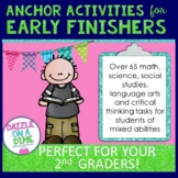 Early Finishers 2nd Grade