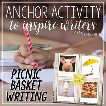 Anchor Activity - Picnic Basket Writing