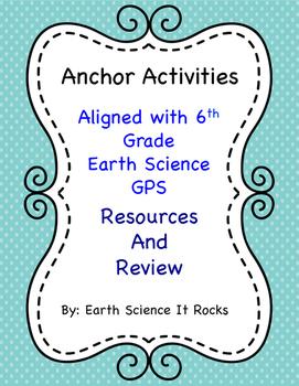 Anchor Activity Resources S6E6