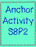 Energy Anchor Activity  S8P2