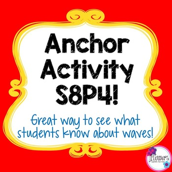 WAVE: Anchor Activity  S8P4